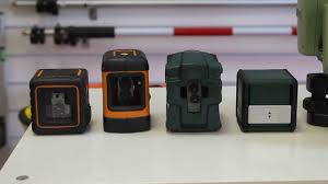 Лазерные уровни <b>RGK ML</b>-21, <b>ML</b>-11 и Bosch PCL-10, Quigo 3 ...