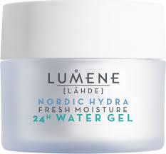 Увлажняющий и освежающий <b>аква</b>-<b>гель</b> Lumene <b>Nordic</b> Hydra ...