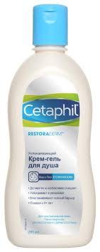 <b>Крем</b>-<b>гель для</b> душа Cetaphil Restoraderm — купить по выгодной ...
