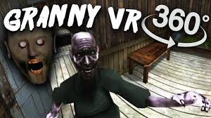 Granny VR 360 #1 (Horror Video Tribute) - YouTube