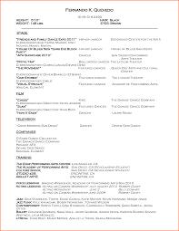 dancer resume sample event planning template dancer sample resume professional dance resume template dance