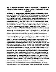 my mother essay in english a essay on my mother my mother is my hero essay mom essays  mlempem break