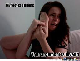 Suddenly A Foot Memes. Best Collection of Funny Suddenly A Foot ... via Relatably.com