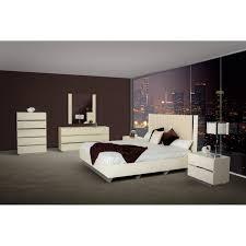 Modern Bedroom Set Furniture Vig Furniture Vgaccluxo Luxor Modern Bedroom Set