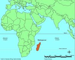 Image result for madagascar map