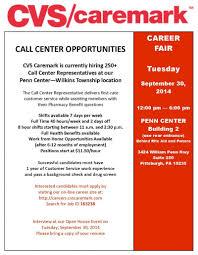 cvs caremark career fair