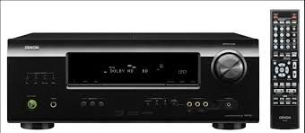 Denon <b>AVR</b>-<b>391</b> Receiver Preview | Audioholics