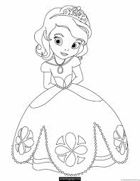 Small Picture Baby Disney Princess Coloring Pages Coloring Coloring Pages