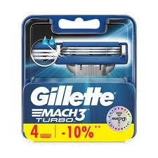 Заказать Станок для бритья <b>Mach3 Turbo</b> + 2 <b>кассеты</b>, <b>Gillette</b> ...
