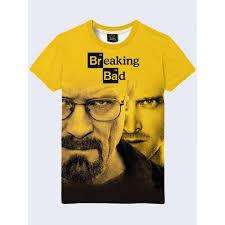 3D Мужская <b>Футболка</b> Breaking <b>Bad</b>   Мужские <b>футболки</b> ...