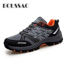 <b>BOUSSAC</b> 39 48 breathable hiking shoes <b>models</b> wild non slip ...