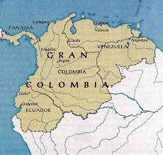 Resultado de imagen para la gran colombia