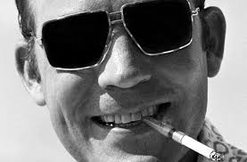 hunter s thompson the social encyclopedia hunter s thompson sports journalism is decadent and depraved or hunter s