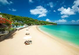 hired caribbean sandals la toc