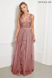 Bridesmaid Dresses | Bridesmaid Maxi, Pleated & <b>Lace</b> Dresses | Next