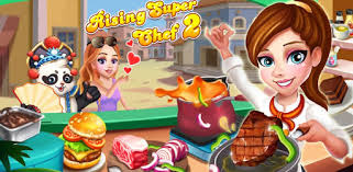 Rising Super Chef - Craze Restaurant <b>Cooking</b> Games - Apps on ...