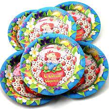 Купить <b>одноразовые тарелки эврику n</b> 36 с днем варенья 190mm ...