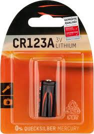 <b>батарейка Ansmann</b> BL1 (1 штука) 5020012 <b>Cr123a</b> — купить в ...
