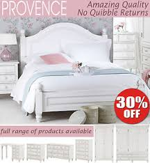 image is loading provence shabby chic bedroom furniture bedside tables chest bedroom furniture shabby chic