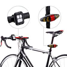 Bicycle Accessories <b>Bike Tail Light Turn</b> Signals With Wireless ...