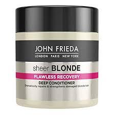 <b>John Frieda Sheer Blonde</b> Flawless Recovery Deep Conditioner ...