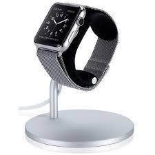 <b>Док</b>-<b>станция Just Mobile</b> Lounge Dock для Apple Watch купить в ...