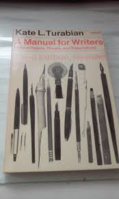 a manual for writers of term paper theses and dissertations a manual for writers of research papers theses and dissertations eighth edition addthis sharing buttons