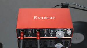 На что способен <b>аудио интерфейс Focusrite Scarlett 2i2</b> 2nd Gen ...
