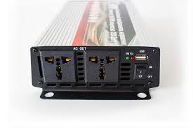 Автомобильный <b>инвертор AVS</b> 12/220V <b>IN-2000W</b> [<b>A78003S</b> ...