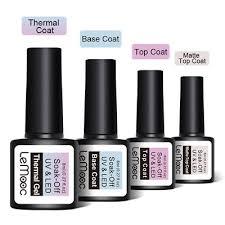 <b>LEMOOC</b> 8ML NAIL UV Gel Polish Thermal <b>Color</b> Changing Soak ...