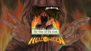 Feature: <b>Helloween</b> - <b>Time</b> of the Oath
