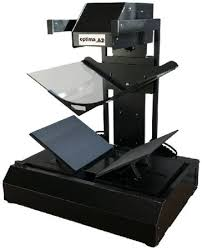 Сканер <b>Optima А2</b> 25UU полный - описание, характеристики