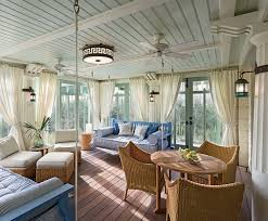 Sunroom 25 Cheerful And Relaxing Beach Style Sunrooms