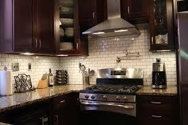 cool tile backsplash ideas for cabinet lighting backsplash home