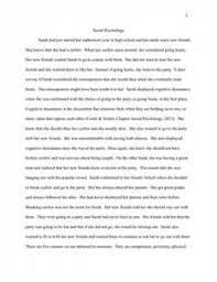social psychology essaysocial psychology essays introduction to social psychology essay   essay topics jonestown a case study in