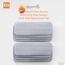 <b>Тряпка</b> сменная для <b>швабры Xiaomi</b> Deerma TB02 (8 штук ...