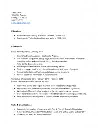 dental assistant temp resume s dental lewesmr sample resume sle resume for dental assistant out