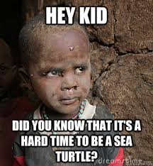 What not to say to a poor African child memes | quickmeme via Relatably.com