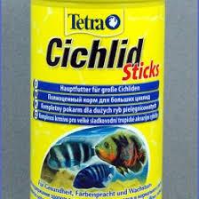 Тетра <b>Корм</b> в палочках для крупных цихлид (<b>Tetra Cichlid Sticks</b> ...
