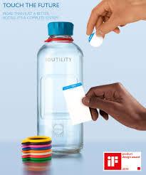 DURAN YOUTILITY Laboratory Media <b>Bottle</b> system