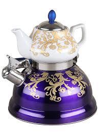 <b>Набор</b> чайников <b>Pomi</b> d'Оro 7886657 в интернет-магазине ...