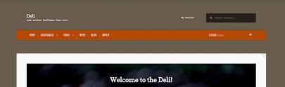 <b>Deli</b> - Storefront Child Theme - WooCommerce Docs