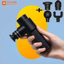 Xiaomi Merach <b>Fascia</b> Gun Nano <b>Pocket Fascia</b> Muscle Massager ...