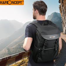 K&F CONCEPT Multifunction Foldable <b>Camera Backpack</b> ...