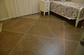 painted floor faux tile painted floor flooring painting tile flooring i used pin str