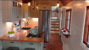 Small Picture Gorgeous Luxury Tiny House With A Full Kitchen YouTube