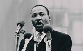 essay on martin luther king jr words