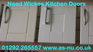New Doors For Kitchen Units Wickes Kitchen Doors And Wickes Kitchens Youtube