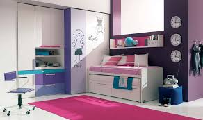 delightful teenage bedroom furniture design ideas with white laminated bed frame also pink bed mattress and bedroom furniture for teenagers