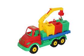 """Игрушка <b>полесье машина</b> """"<b>муромец</b>"""", <b>автомобиль</b>-контейнеровоз ..."""